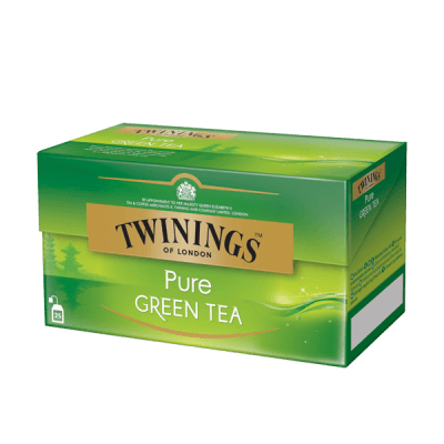Twinings Pure Green Tea Grüntee